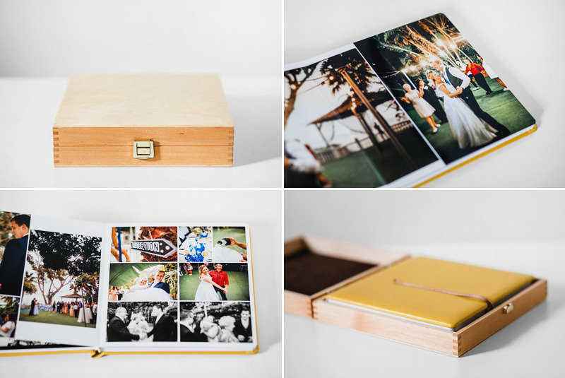 Wedding photobook - fotoksiazka slubna